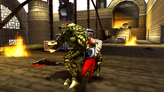 Turok 2 Seeds of Evil Enemies - Endtrail - Dinosoid (26)