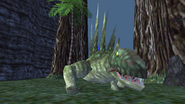 Turok Dinosaur Hunter Enemies - Dimetrodon (1)