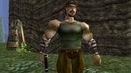 Turok Dinosaur Hunter Enemies - Poacher (33)