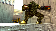Turok 2 Seeds of Evil Enemies - Endtrail - Dinosoid (39)