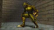 Turok 2 Seeds of Evil Enemies - Dinosoid Raptoid (20)