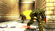 Turok 2 Seeds of Evil Enemies - Endtrail - Dinosoid (18)
