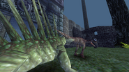 Turok Dinosaur Hunter Enemies - Dimetrodon (9)