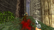 Turok Dinosaur Hunter Weapons - Pistol (2)