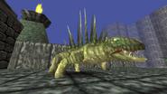 Turok Dinosaur Hunter Enemies - Dimetrodon (19)