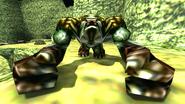 Turok 2 Seeds of Evil Enemies - War Club - Purr-Linn (4)