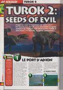 Turok 2 Seeds of Evil - French Magazine (1)