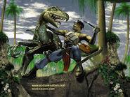 Turok Dinosaur Hunter - Poster (0)