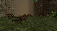 Turok Dinosaur Hunter - enemies - Leaper 001