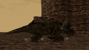 Turok Dinosaur Hunter Enemies - Triceratops (47)