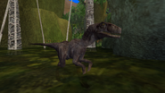 Turok Evolution Wildlife - Utahraptor (27)
