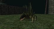 Turok Dinosaur Hunter - Enemies - Dimetrodon - 005
