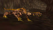 Turok Dinosaur Hunter Enemies - Leaper (32)