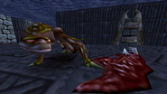 Turok Dinosaur Hunter Enemies - Leaper (39)