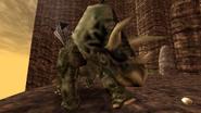 Turok Dinosaur Hunter Enemies - Triceratops (20)