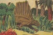 Turok Son of Stone -Dimetrodon 002