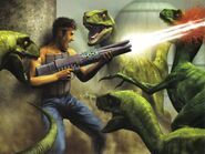 Turok 2 Seeds of Evil - Art (2)