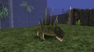 Turok Dinosaur Hunter Enemies - Dimetrodon (15)