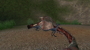 Turok Evolution Wildlife - Compsognathus (10)