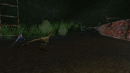 Turok Evolution Wildlife - Compsognathus (9)