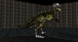 Turok Dinosaur Hunter - Boss - Thunder - 015