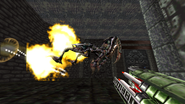 Turok Dinosaur Hunter Weapons - Quad Rocket Launcher (16)