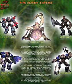 Turok 2 seeds of evil flesh eaters oblivion by joshua fireseed-d70kp12
