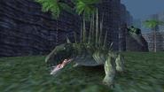 Turok Dinosaur Hunter Enemies - Dimetrodon (7)