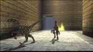 Turok 2 Seeds of Evil Enemies - Raptor (12)