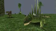 Turok Dinosaur Hunter Enemies - Dimetrodon Mech (3)
