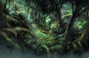 Level 3 jungle concept