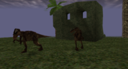 Turok Dinosaur Hunter - Enemies - Raptor - 006