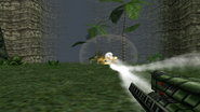 Turok Dinosaur Hunter Weapons Quad Launcher (10)