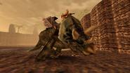 Turok Dinosaur Hunter Enemies - Triceratops (15)