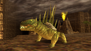 Turok Dinosaur Hunter Enemies - Dimetrodon Mech (35)