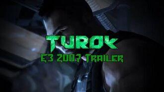 Turok - E3 2007 Trailer