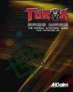 Turok Rage Wars strategy guide (Unused)