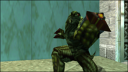 Turok 2 Seeds of Evil Enemies - Dinosoid Endtrail (37)