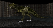 Turok Dinosaur Hunter - Boss - Thunder - 013