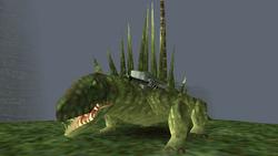 Turok Dinosaur Hunter Enemies - Dimetrodon Mech (5)