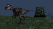 Turok Dinosaur Hunter - Enemies - Raptor - 084