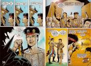 Turok Dinosaur Hunter Comic - Acclaim - Turok Way of the Warrior an adventure of TUROK (7)