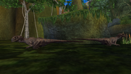 Turok Evolution Wildlife - Utahraptor (28)
