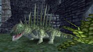 Turok Dinosaur Hunter Enemies - Dimetrodon (3)