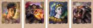 Turok Rage Wars Art - Portraits