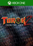 Turok 2 - Xbox One box art