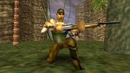 Turok Dinosaur Hunter Enemies - Poacher (14)
