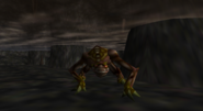 Turok Dinosaur Hunter - Enemies- Leaper - 007