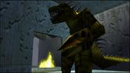 Turok 2 Seeds of Evil Enemies - Dinosoid Raptoid (14)