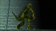 Turok 2 Seeds of Evil Enemies - Dinosoid Raptoid (4)